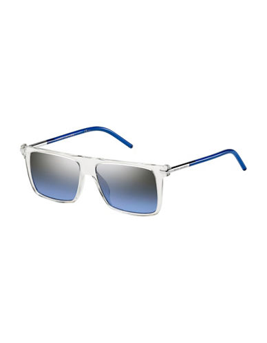 marc jacobs male 45906 rectangular sunglasses