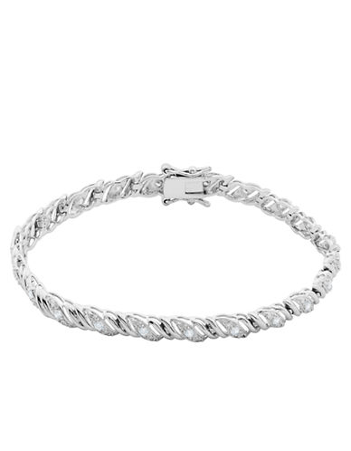 LORD & TAYLORSterling Silver Wave Bracelet