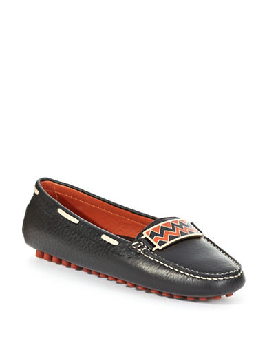 MISSONI Buckle Loafers
