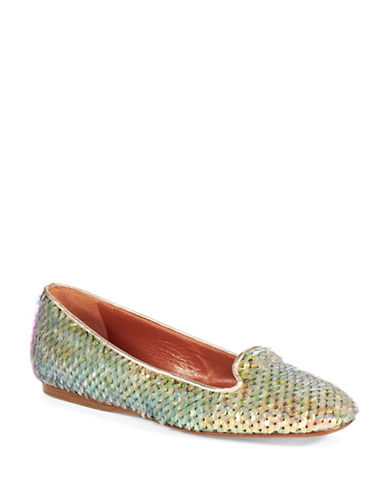 MISSONI Sequined Flats
