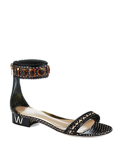 SEBASTIANPatterned Sandals