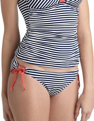 SPLENDIDMalibu Stripe Tunnel Hipster Swim Bottoms