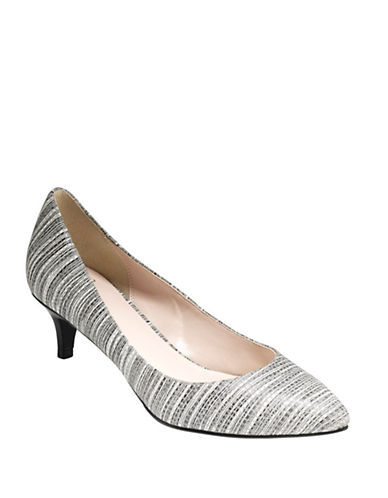 COLE HAANJuliana Embossed Leather Pumps