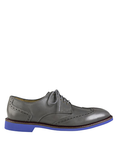 COLE HAANPhinney Leather Wingtip Oxfords