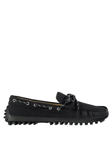 COLE HAANGrant Canoe Leather Camp Moccasins