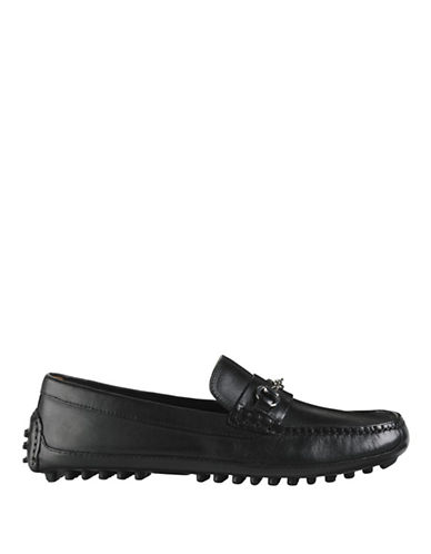 COLE HAANClassic Leather Driver Moccasins