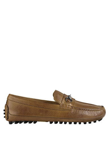 COLE HAAN Classic Leather Driver Moccasins