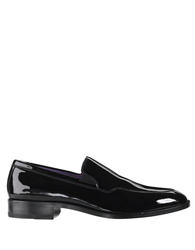 COLE HAAN Lenox Hill Patent Leather Venetian Loafers