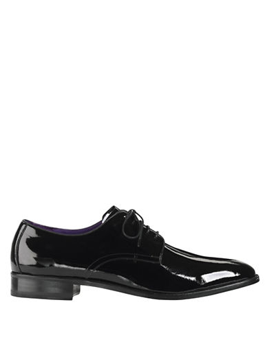 COLE HAAN Lenox Hill Patent Leather Oxfords