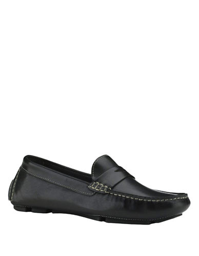 COLE HAAN Trillby Leather Mocassins