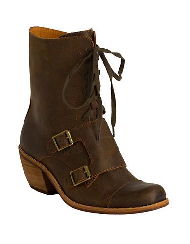 LATIGOPeace Leather Heeled Boots
