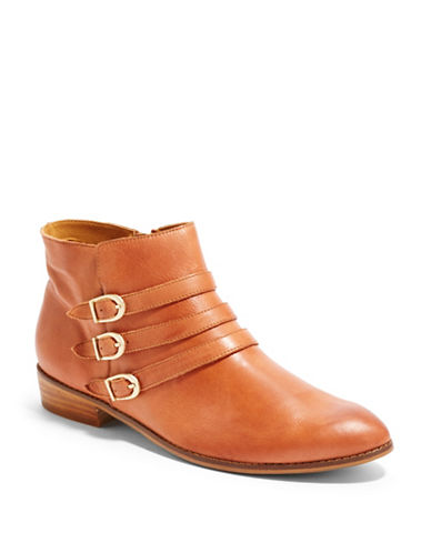 LATIGO Passion Leather Booties