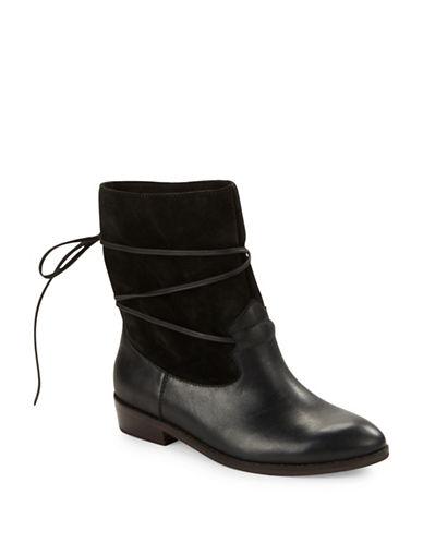 LATIGOPogo Leather Strapy Ankle Boots