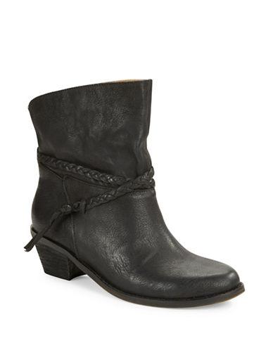 LATIGODosha Leather Ankle Boots