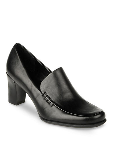 FRANCO SARTO Nolan Leather Loafers