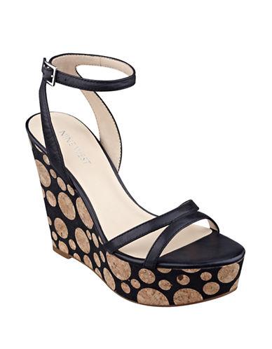 Nine West Anadulo Wedge Sandals