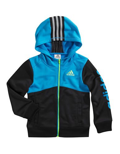 ADIDAS Boys 2-7 Climawarm Edge Jacket
