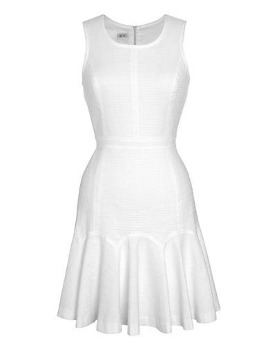 ALI ROSleeveless A Line Dress