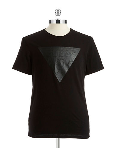 GUESSEmbossed Logo T Shirt