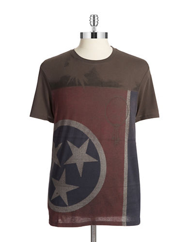 GUESSNashville Night Graphic T Shirt