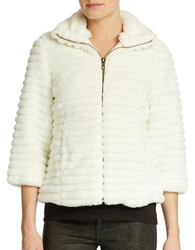 GUESSFaux Fur Stroller Jacket