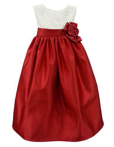 Shop Dorissa online and buy Dorissa Girls 2-6x Carol Party Dress dress online