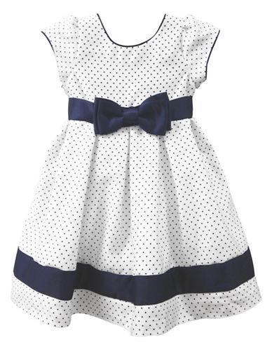 DORISSAPolka Dot A-Line Dress