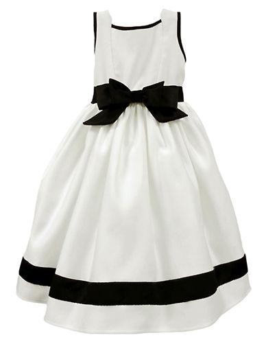 DORISSAGirls 2-6x A-Line Bow Dress