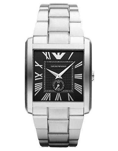 EMPORIO ARMANIMens Stainless Steel Bracelet Watch
