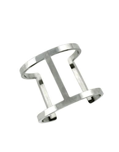 VINCE CAMUTOSilver Open Cuff Bracelet