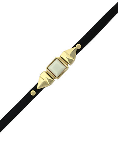 BCBGENERATIONGold-Tone Bracelet with Stone Accent