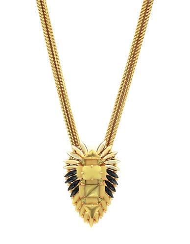 VINCE CAMUTODual Chain Pendant Necklace