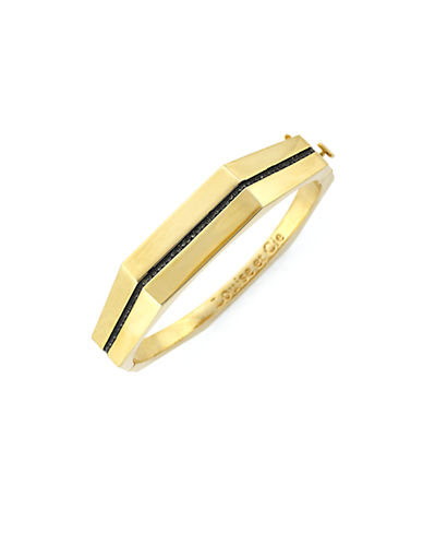 LOUISE ET CIE Kammenstrat Pave Bangle Bracelet