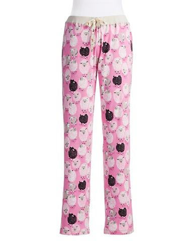 MUNKI MUNKISheep Patterned Sleep Pants