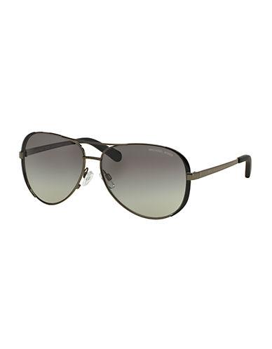f26321fc38 UPC 725125941877. ZOOM. UPC 725125941877 has following Product Name  Variations  Michael Kors 5004 101311 Gunmetal Chelsea Aviator Sunglasses ...