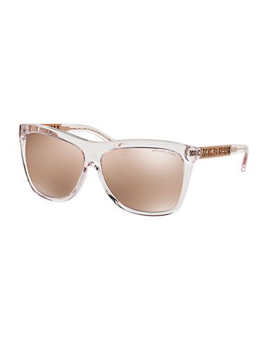36df9032b0eb ... Michael Kors Benidorm Square 59MM Sunglasses. UPC 725125942911