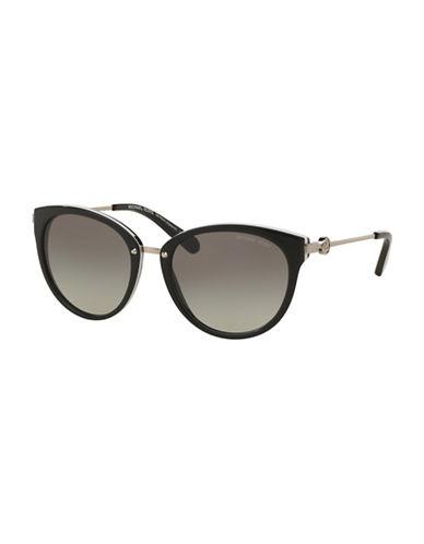 michael kors female 55mm abela iii sunglasses