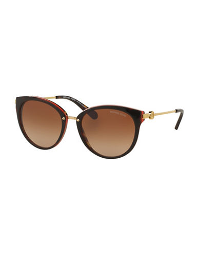 michael kors female 211468 55mm abela iii sunglasses