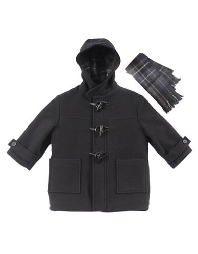 ROTHSCHILD Boys 2-7 Faux Wool Coat