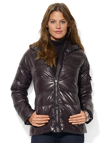 Lauren Ralph Lauren Hooded Down Jacket