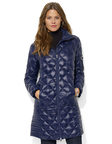 LAUREN RALPH LAUREN Cecily Packable Down Walker Jacket