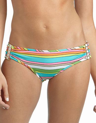 TRINA TURKTennis Anyone Multicolored Hipster Swim Bottoms