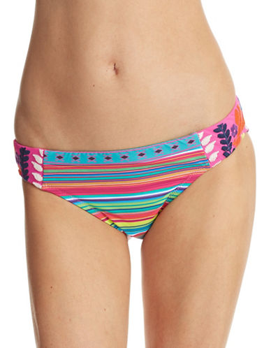 NANETTE LEPOREFlora Fiesta Hipster Swim Bottoms