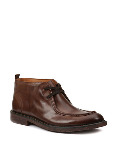GBX Brant Leather Chukka Boots