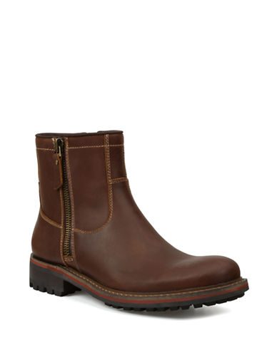GBX Geffin Leather Chelsea Boots