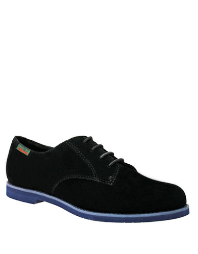 BASS Ely 2 Suede Oxfords