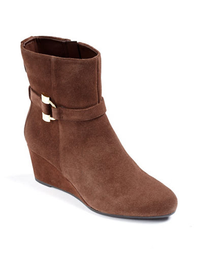 BANDOLINOArtura Suede Ankle Boots