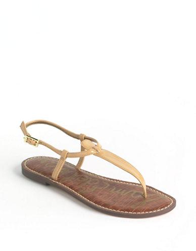 SAM EDELMANGigi T-Strap Sandals