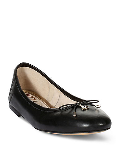 SAM EDELMAN Felicia Leather Flats