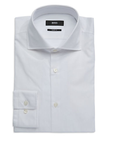 HUGO BOSSSharp Fit Dress Shirt